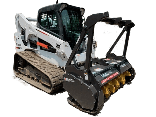 T770 Bobcat with Forestry Kit 01